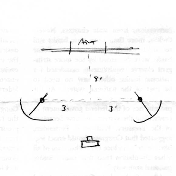 lighting diagram for photographing art close crop. Black Bedroom Furniture Sets. Home Design Ideas
