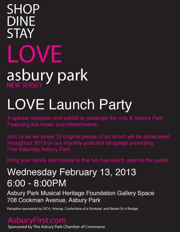Love Launch copy