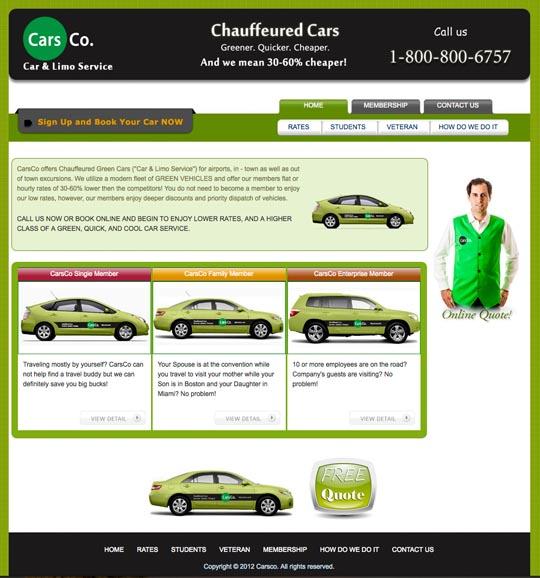 CarsCo_Site