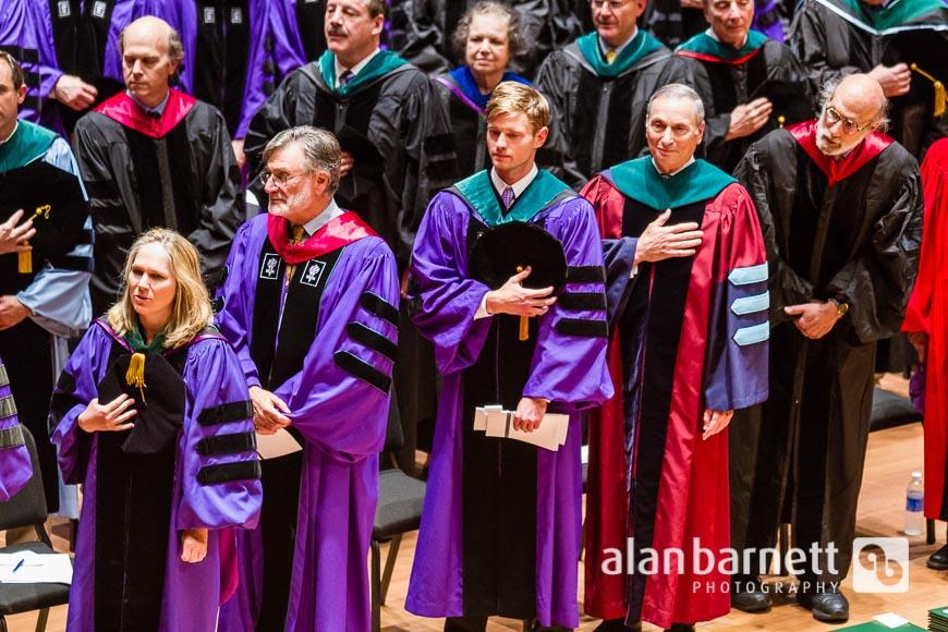 NYU School of Medicine Graduation Ceremony and Reception – Close Crop