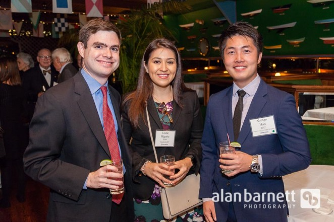 Scholarship and Alumni Appreciation Dinner at NYU School of Medicine