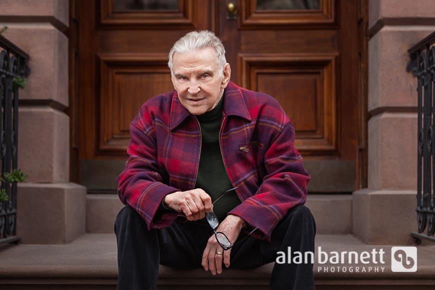 Portrait of Martin Duberman