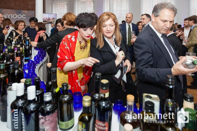 Fifth Annual New York International Olive Oil Competition