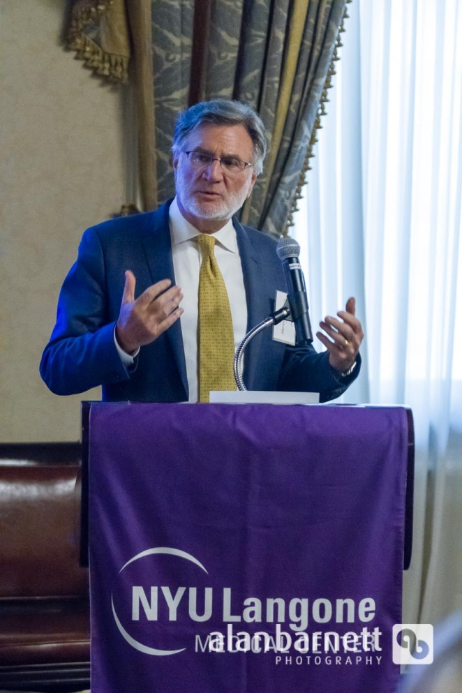 NYU Langone Medical Center Celebrates Its Advances in Autoimmunity at The Harmonie Club