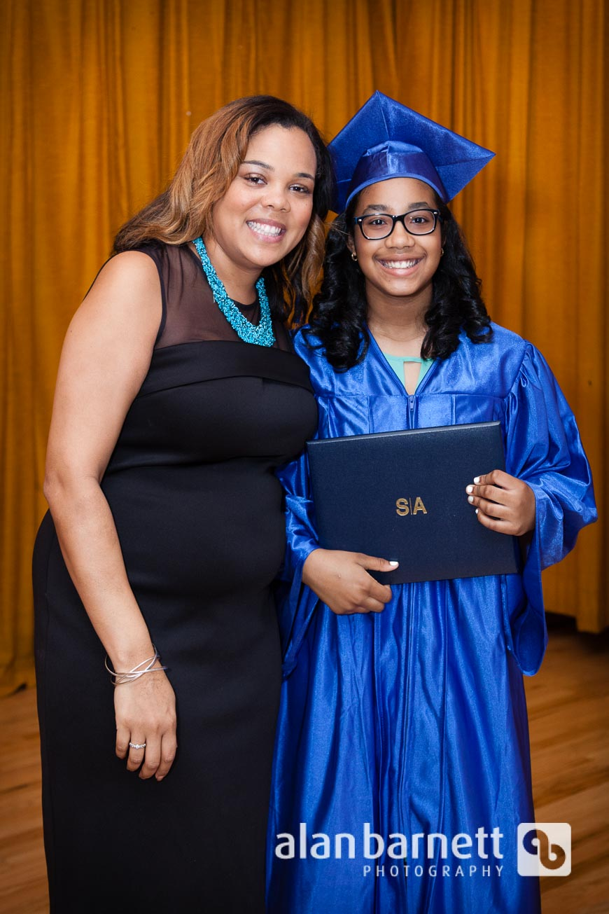 Success Academy Harlem Central Middle School Graduation