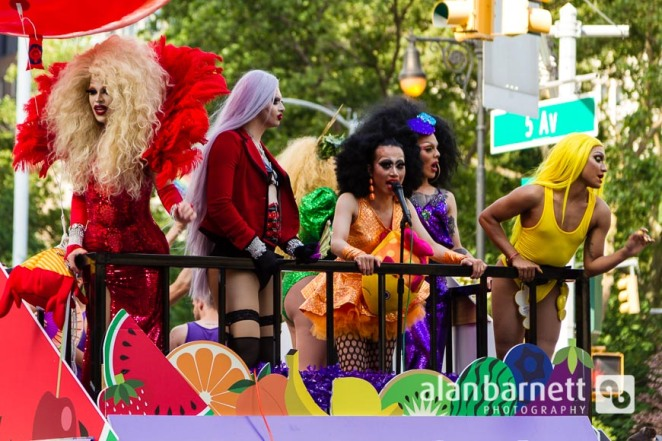 2017 NYC Gay Pride March