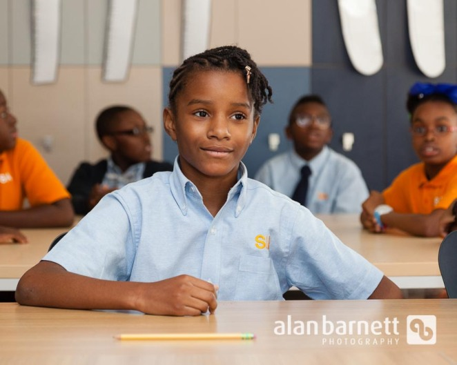 First Day of School at Success Academy Bed-Stuy Middle School