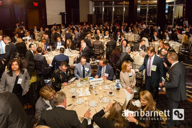 CFA Society New York Hosts Its Annual Dinner at the Mandarin Oriental Hotel