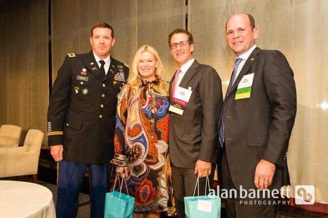 CFA Society New York Hosts Its Annual Dinner at the Mandarin Oriental Hotel