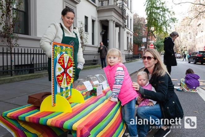 Yankee Fair at Plymouth Church in Brooklyn Heights