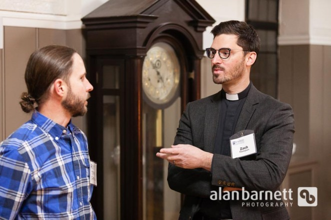Sewanee School of Theology Education for Ministry Program NYC Alumni Reception at St. Bart's Church