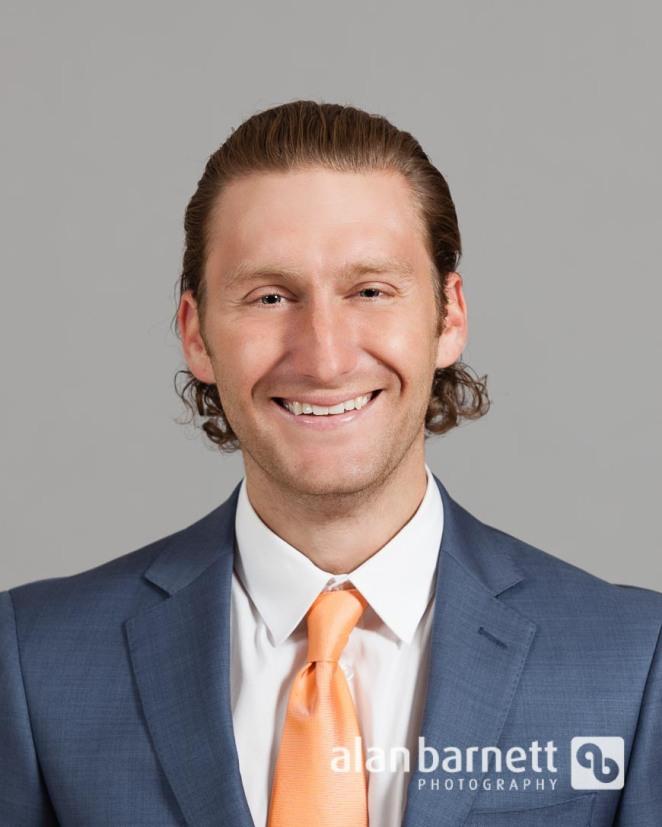Real estate agent portrait