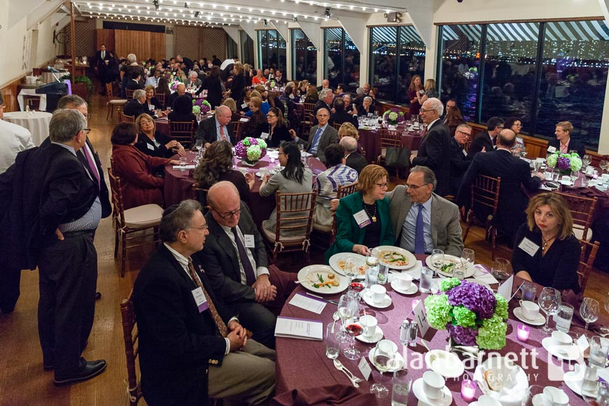 NYU School of Medicine Scholarship and Alumni Appreciation Dinner at The Water Club