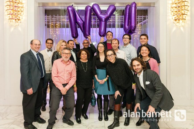 NYU Langone Health Department of Radiology Holiday Party at the Grand Hyatt