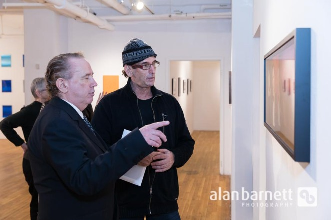 Treatment Action Group (TAG) Limited Art Editions 1999-2017 Opening Reception at Westbeth Gallery