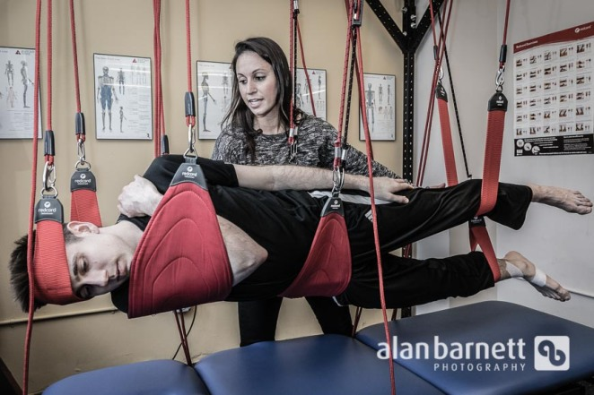 Symbio Physiotherapy in Action