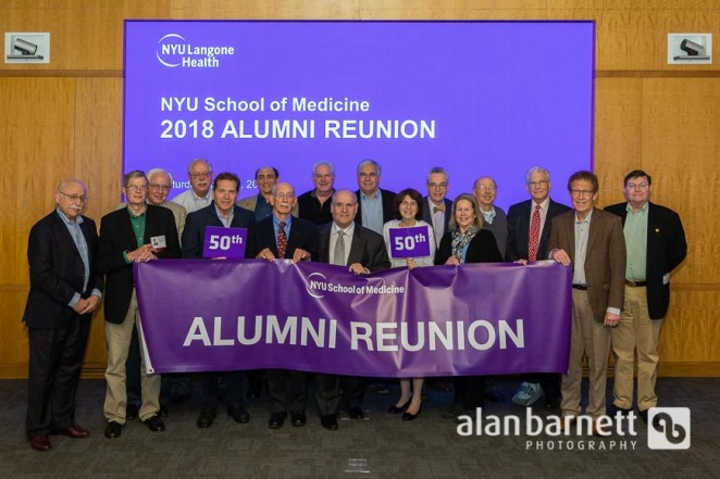 NYU School of Medicine Alumni Reunion