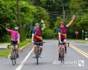 OutCycling NYC Pride Ride