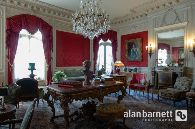 The Elms Historic Mansion in Newport, Rhode Island