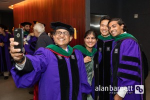 NYU School of Medicine Class of 2018 Prepares for Commencement at Alice Tully Hall