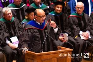 NYU School of Medicine Class of 2018 Graduation Ceremony at Alice Tully Hall