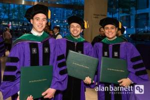 NYU School of Medicine Class of 2018 Graduation Reception at Alice Tully Hall