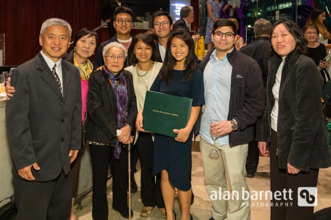 NYU School of Medicine Class of 2018 Graduation Reception at Alice Tully Hall