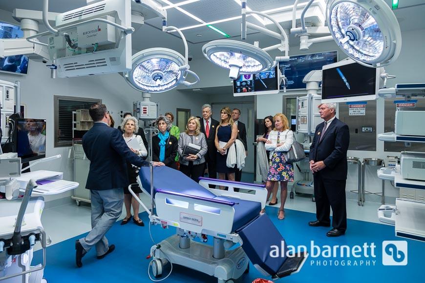 Opening of NYU Langone Health's Kimmel Pavilion