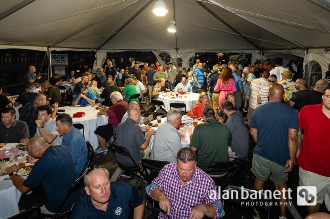 Long Branch Fire Department's 11th Annual Cigar Dinner
