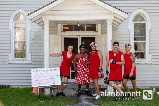Day 2 on BRAKING AIDS Ride 2018