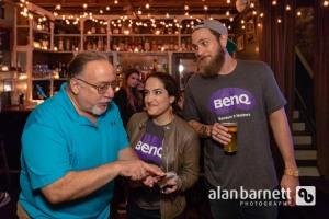 BenQ Happy Hour at The Wren