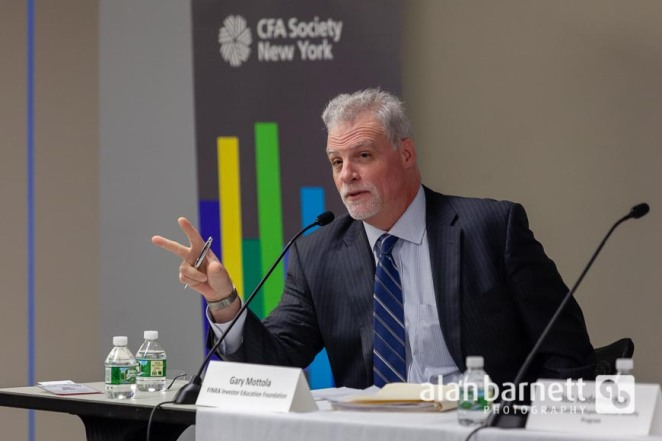 """CFA Society New York Presents """"Uncertain Futures: 7 Myths about Millennials and Investing"""""""