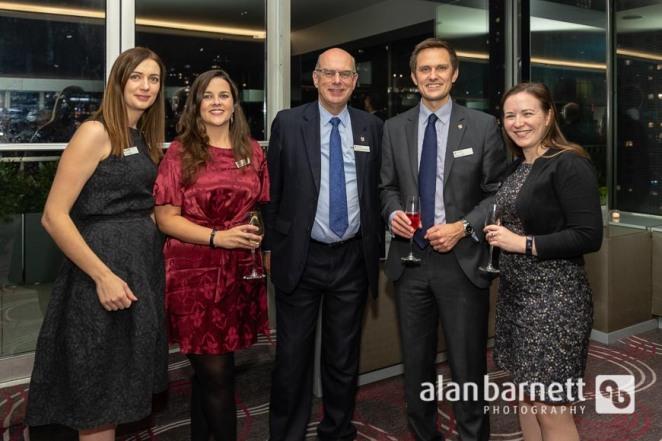 University of Birmingham Alumni Reunion at Upper Story