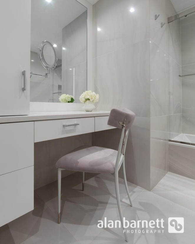 Lincoln Center Pied-à-terre with Interior Design by St. James Design Group