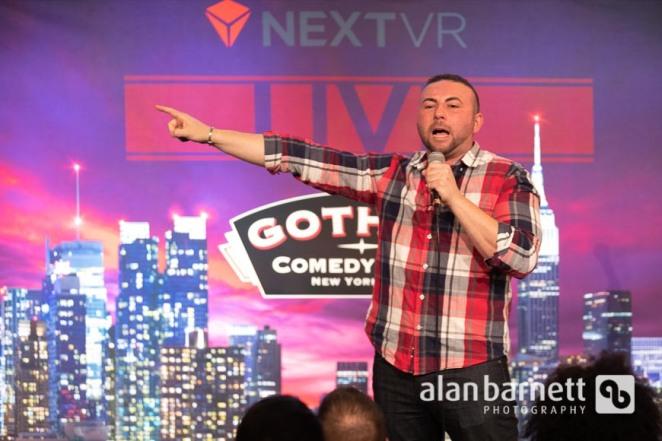 Homo Comicus at Gotham Comedy Club