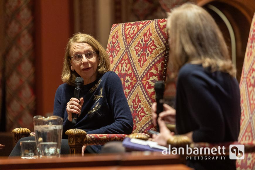 Roz Chast Speaks at Central Synagogue