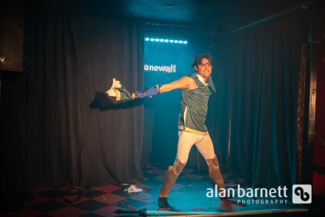Homo Erectus Boylesque at The Stonewall Inn