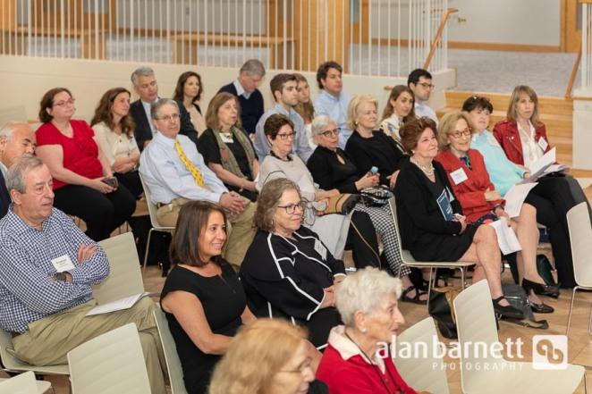 Melton graduation at Central Synagogue