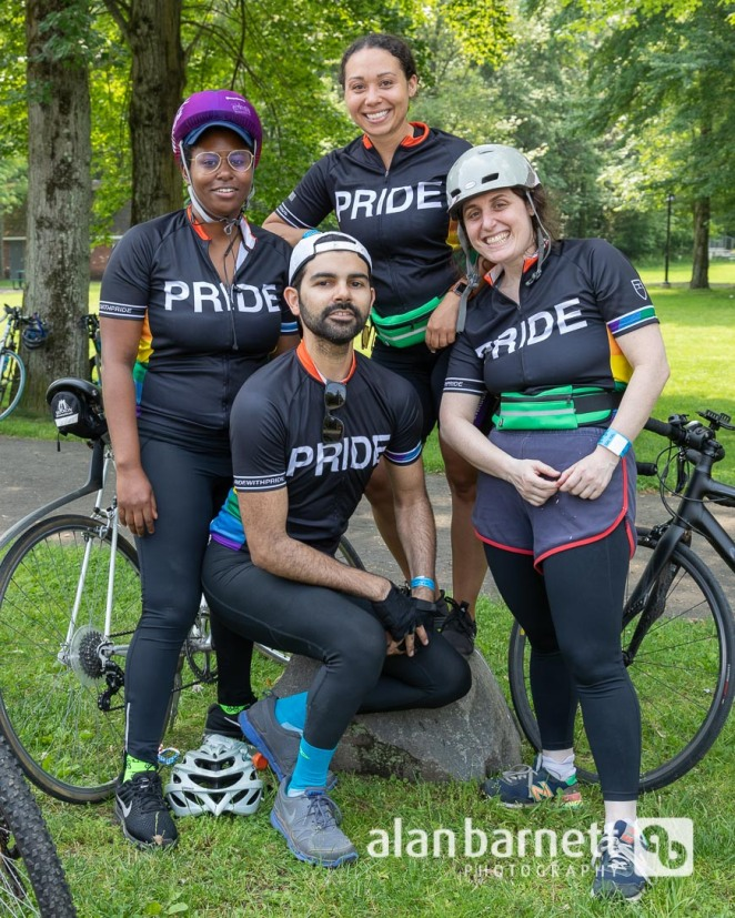 OutCycling's 2019 NYC Pride Ride