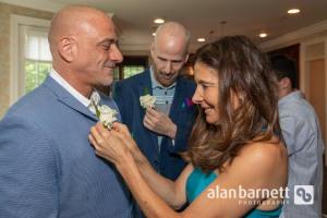 Alan Barnett NYC wedding photography