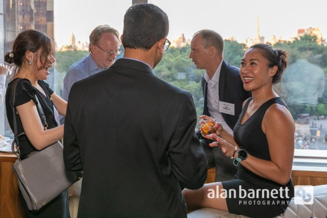 CFA Society of New York Summer Social at Ascent Lounge
