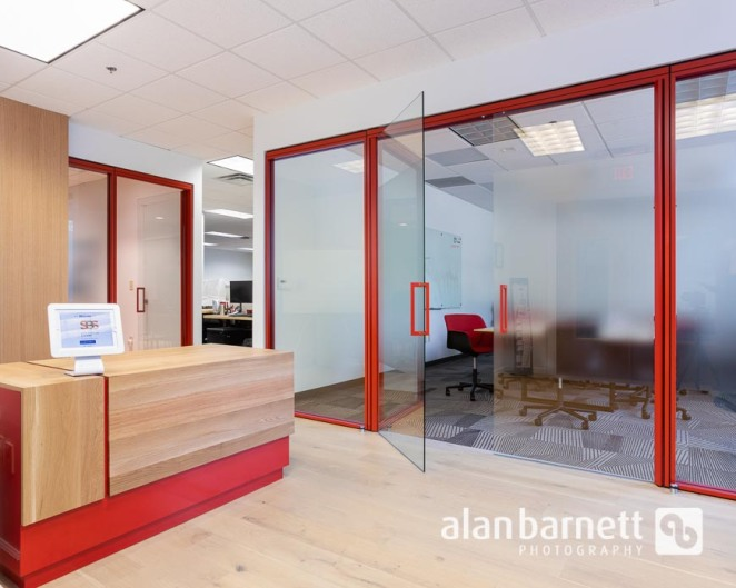 Photos of a Company's Kennesaw Office