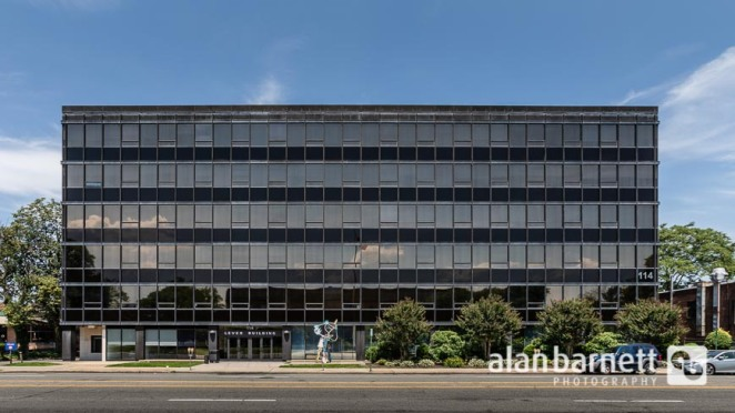Photos of a Company's Corporate Headquarters in Mineola