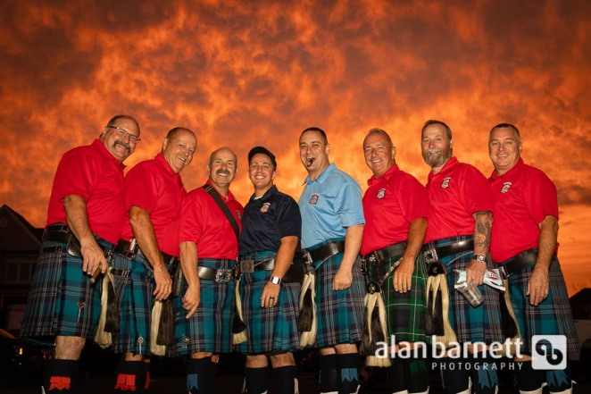 Long Branch Firefighters 12th Annual Cigar Dinner at Rooney's Oceanfront Restaurant
