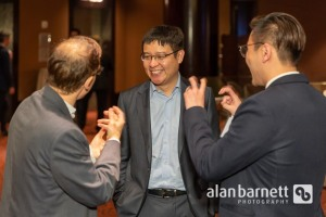 CFA Society New York's 82nd Annual Dinner at the Mandarin Oriental