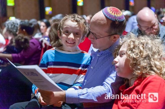 Consecration at Central Synagogue