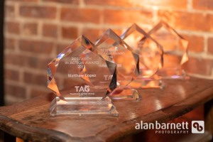 Treatment in Action Group Research in Actions Awards at Town Stages