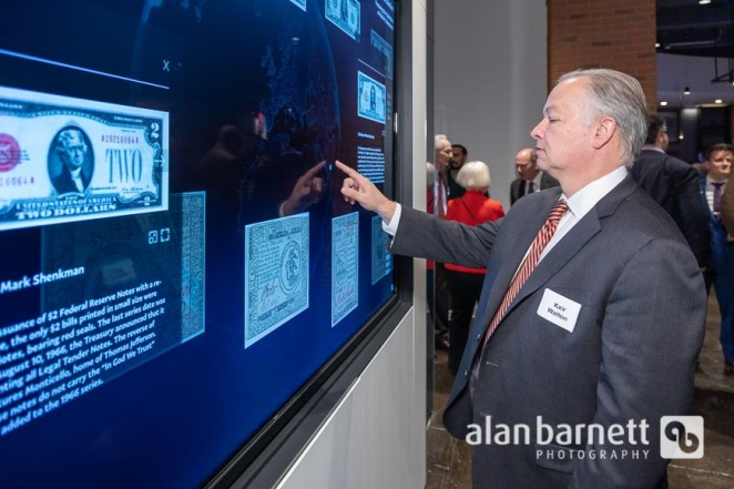 """Museum of American Finance's """"America in Circulation"""" Digital Exhibition Opens at PayPal"""