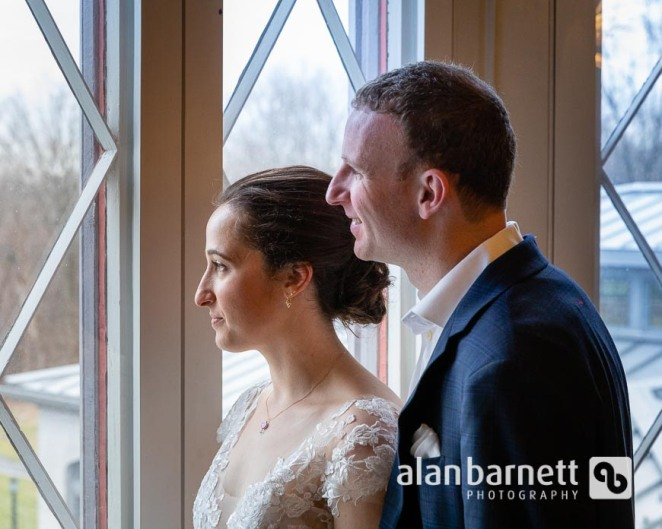 Nikki and Noah Tie the Knot at Whitby Castle