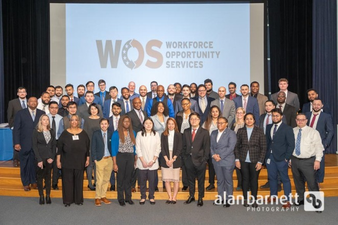 Workforce Opportunity Services Graduation at Newark Museum of Art